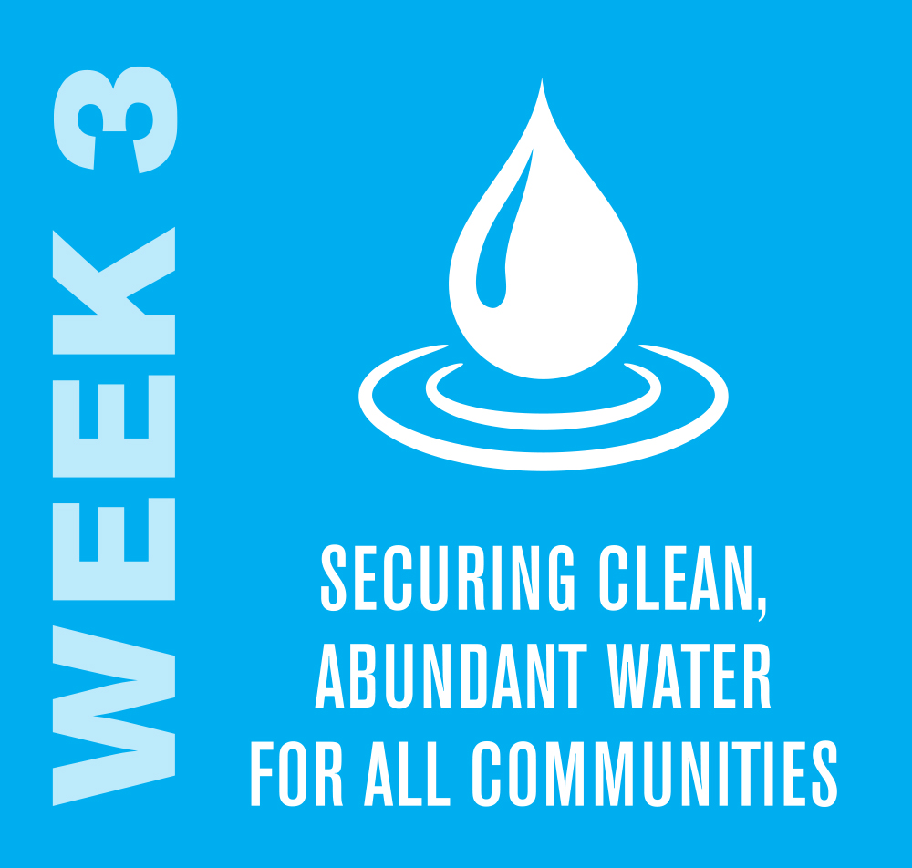 Securing Clean, Abundant Water for All Communities